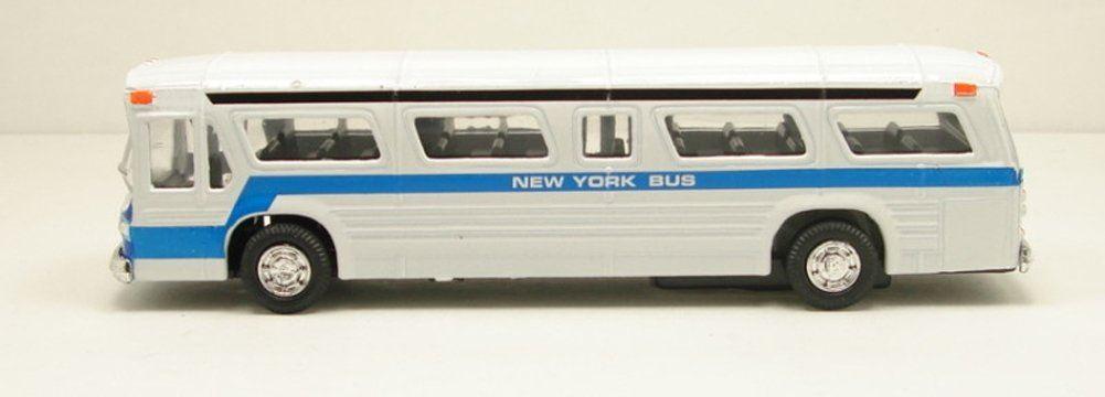Classic New York City Bus Diecast by Kinsmart