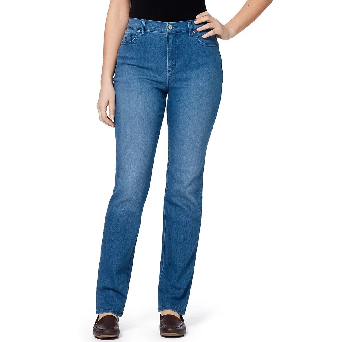 Gloria Vanderbilt Ladies Denim Average Length Jeans - Frisco 8
