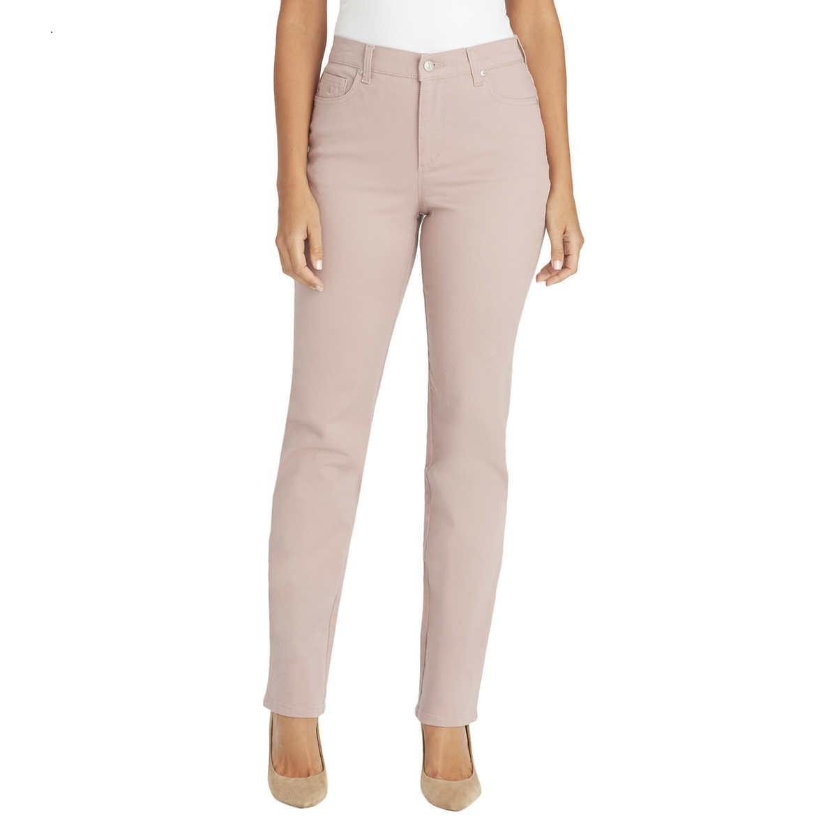 Gloria Vanderbilt Ladies Denim Average Length Jeans - Woodrose 6