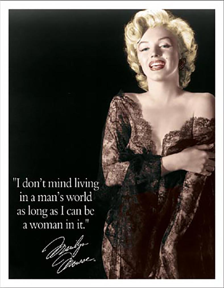 Shop72 - Hollywood Movie Tin Sign Marilyn Monroe Classic Tinsign -