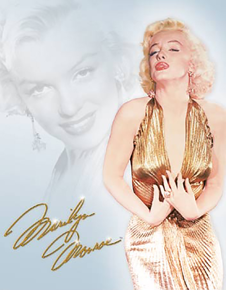 Shop72 - Hollywood Movie Tin Sign Marilyn Monroe Open Tops Tinsign -
