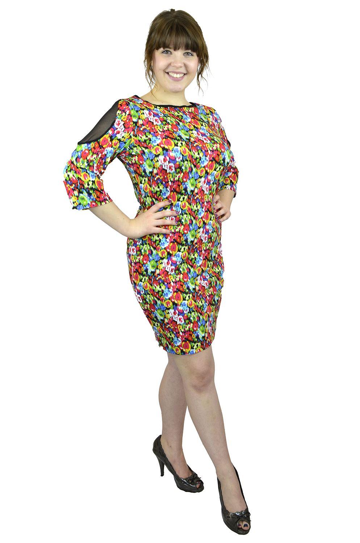 Belle Donne- Women Evening Dress Plus Size Dress Party Dresses - Yellow/X-Large