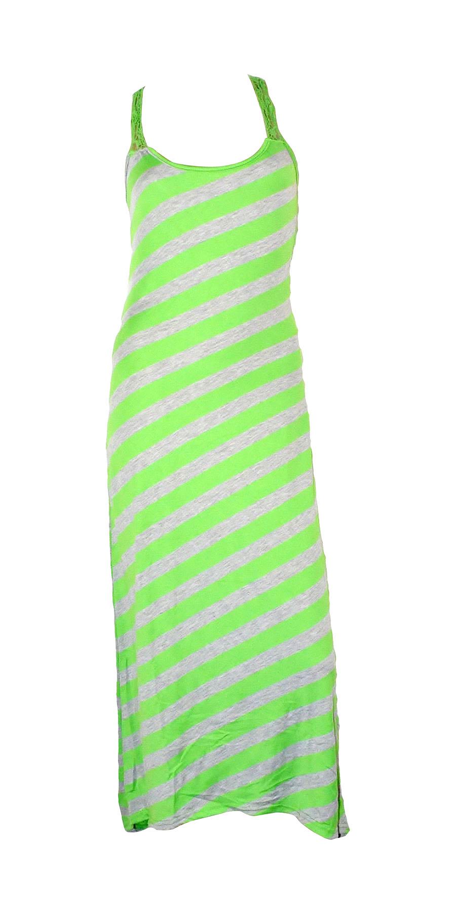 Belle Donne plus Size Women Summer Dress-Green/XL