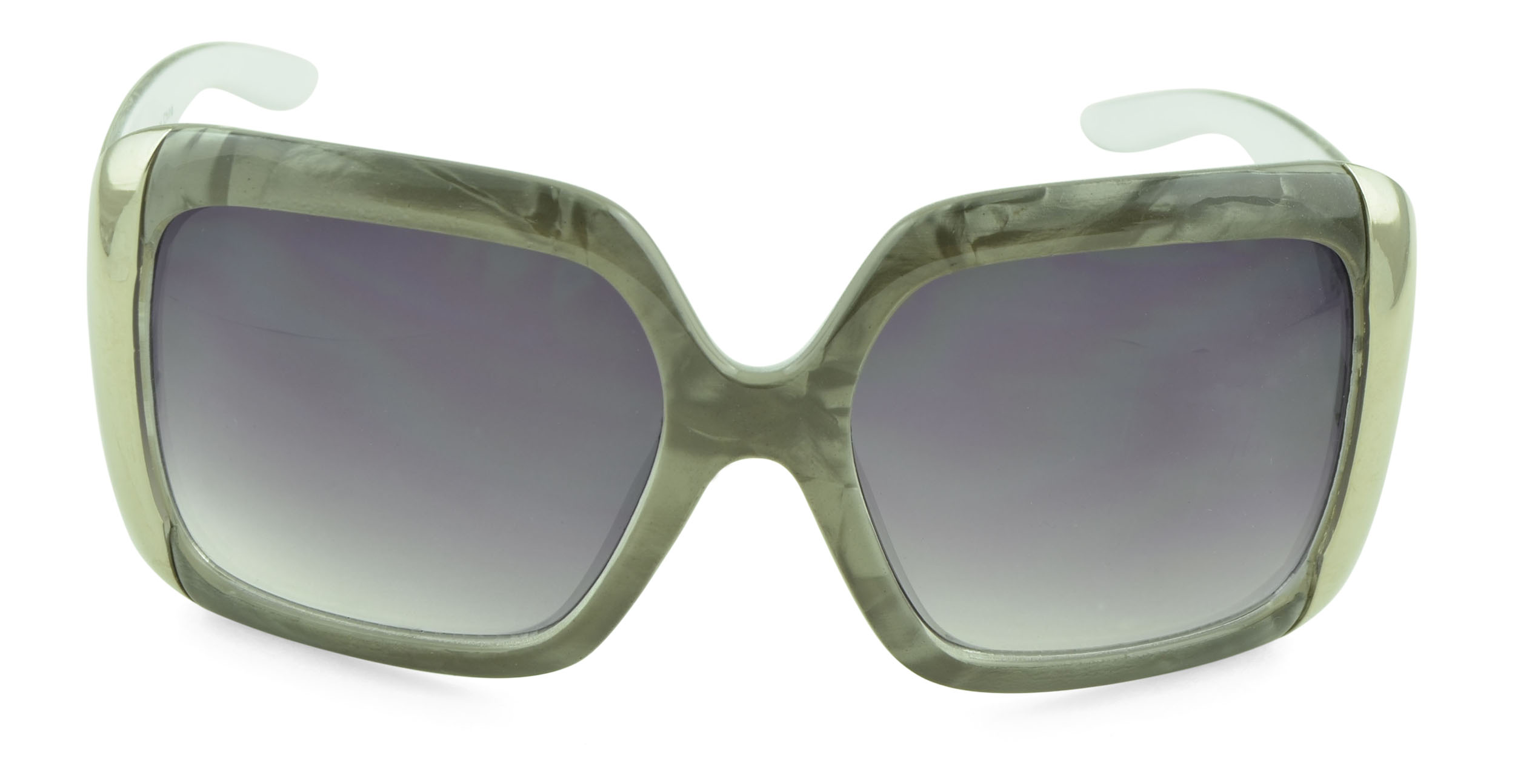 Belle Donne- Oversized Women's Luxory Celebrity Fashion Sunglasses - Clear Butterfly Oversized Sunglasses for Women and Girls - Trendy Ladies Sunglass