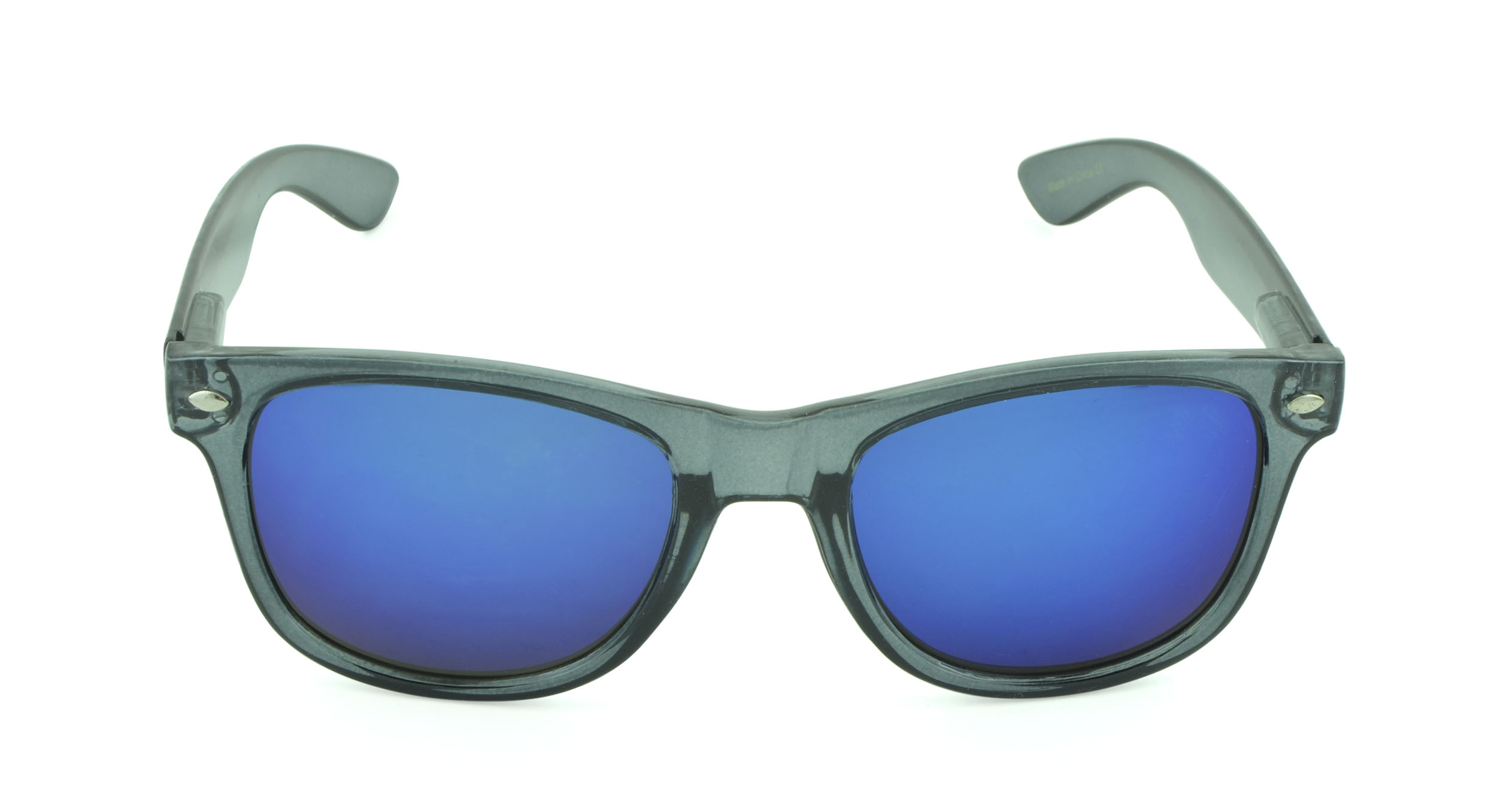 Belle Donne - Women and Men's Trendy Sunglasses - Assorted Colors - GunMetal One Size