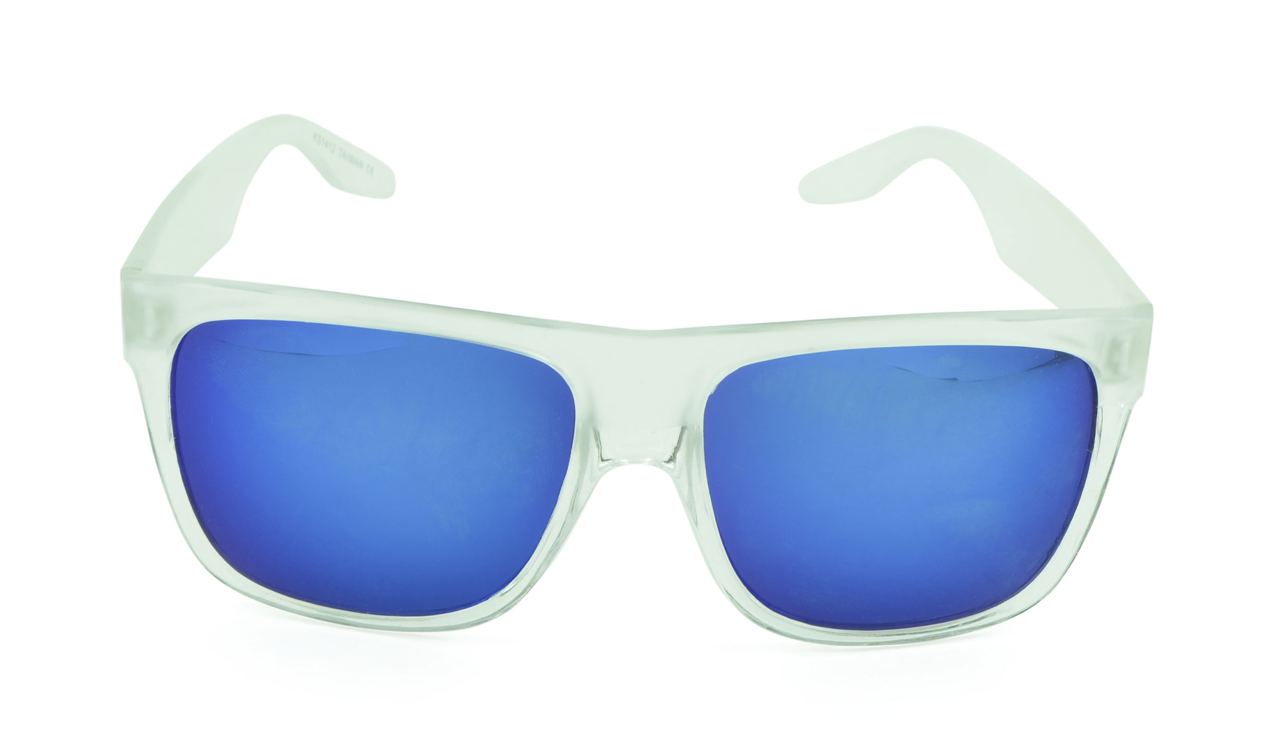 Belle Donne - Women and Men's Trendy Sunglasses - Assorted Colors - Blue One Size