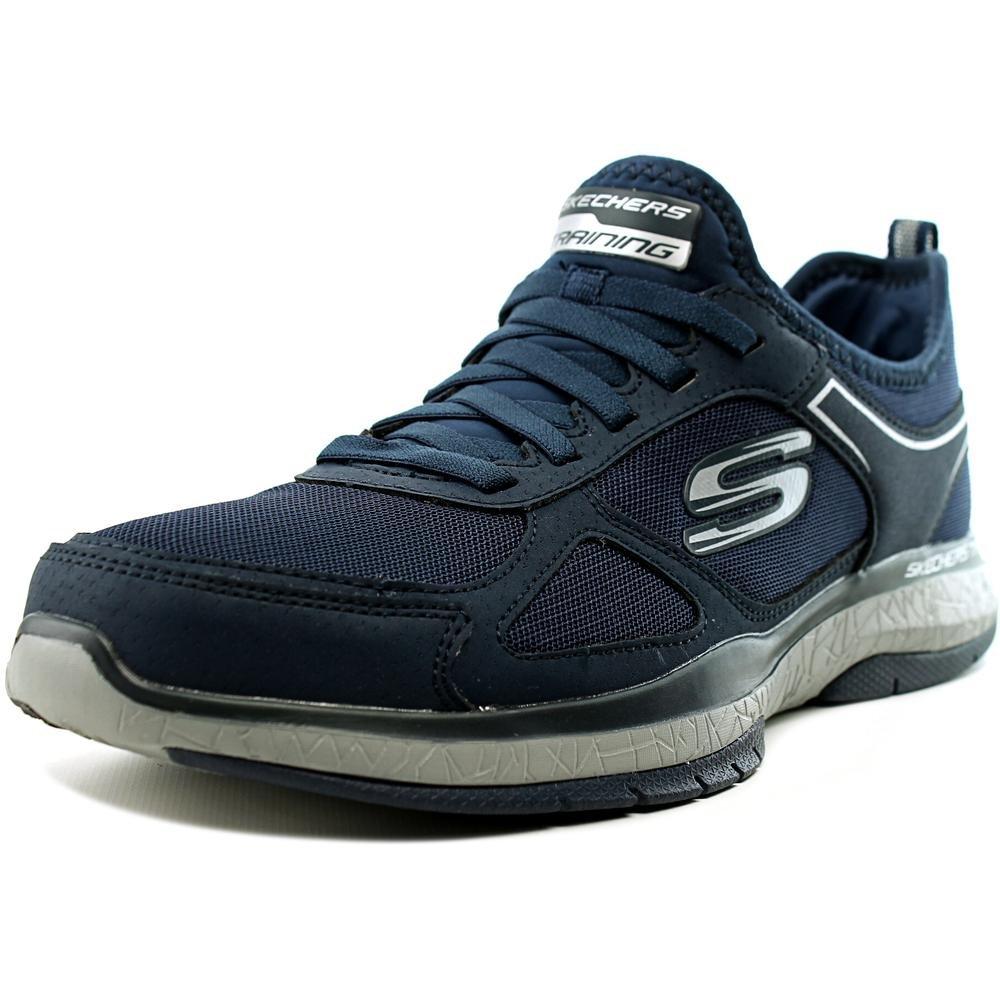 Skechers Burst TR Mens Sneakers Navy 11
