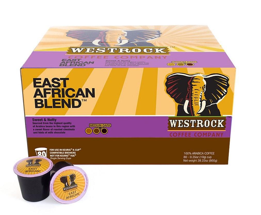 Westrock Coffee East Africa Blend (80 ct.)
