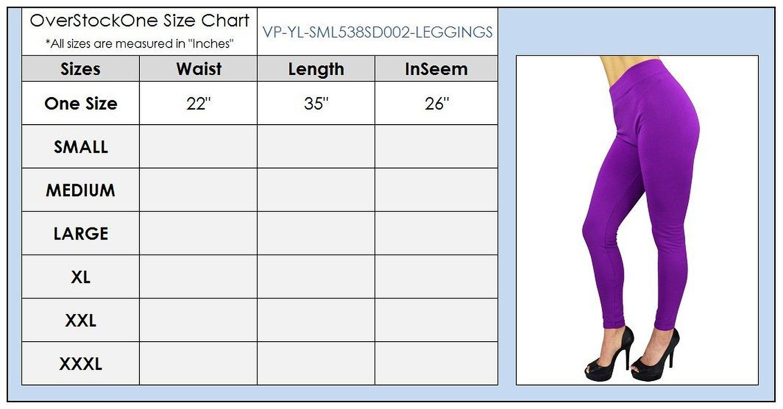 70ab520e6a132 Belle Donne - Women's Fleece Lined Leggings (One Size) - Mint.  YL-SML538SD002-LEGGINGS-MNT ...