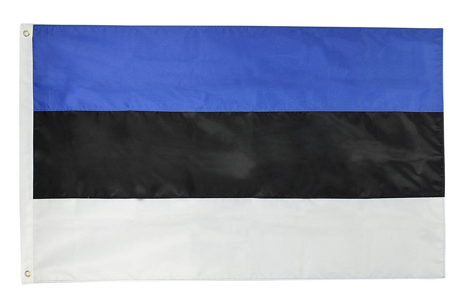 Shop72 - Estonia Flag Oxford Nylon Country Flags Brass Grommets Double Stitched from Wind Side