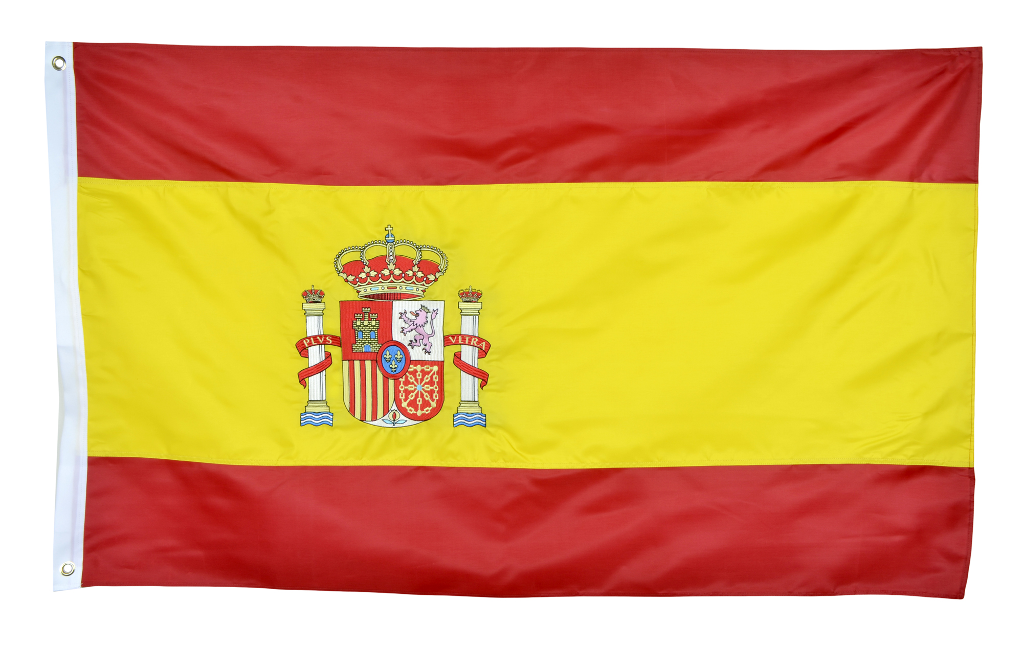 Shop72 - Spain Flag Oxford Nylon Country Flags - World Flag Double Stitched from Wind Side