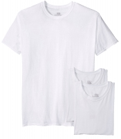 HANES-3CREWTEE-WHT-3XLTall