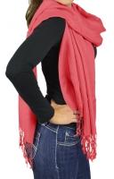 NYW-LS-Scarves-FlamingoPink