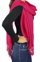 NYW-LS-Scarves-VibrantPink