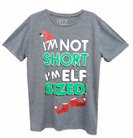 KM-JUNIORS-TSHIRT-GRAPHICS-ELF-GRAY-S