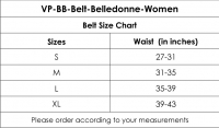 BB-Belt-11016-White/Large