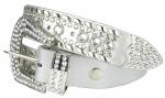 BB-Belt-11016-White/Large