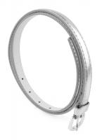 BB-Belt-7033-Silver/XL