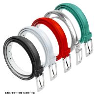 BBT-BELTS-7055-SET5-BLK-WT-RED-SLV-TL-M
