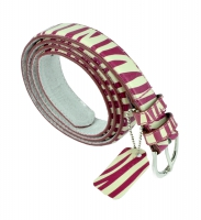 BBT-BELT-JBT188-WhiteRed/L