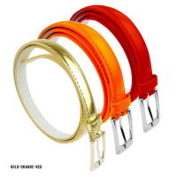 BBT-BELTS-7055-SET3-Gold-Orange-Red-M
