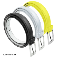 BBT-BELTS-7055-SET3-Blk-White-Yellow-S