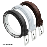 BBT-BELTS-7055-SET3-Black-White-Brown-XL