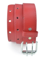 BBT-BELTS-GIRLS-82-RED/S