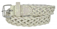 BBT-BELTS-GIRLS-K190-WHT-XL