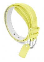 BBT-BELTS-JBT189-GIRLS-YEL/L
