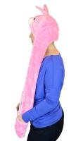 NYW-HAT-9034-PinkRabbit