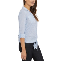 CTCO-JONESNY-WOMEN-BLOUSETOP-BLUE-M