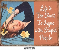 DS-TIN-HUMOROUS-1943-LIFEISSHORT