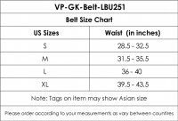 GK-Belt-LBU251A-Navy-L