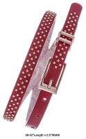 JDA-BELTS-BE52687-RED