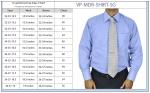 MDR-SHIRT-SG-NVY-32-33-14.5