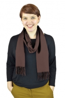 NYW-CF-SCARF-Z19-03-DarkBrown