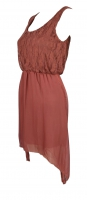 MW-DRESS-HIGHLOW-Dress386-COFFEE/M
