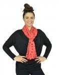 P-SCARF-POLKA-260-RED