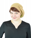 OPT-HAT-KNITBERET-WH4082-Tan