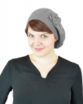 OPT-HAT-KNITBERET-WH4082-Grey