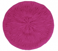 OPT-HAT-KNITBERET-H5023-FUCHSIA