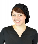 OPT-WOMEN-HAT-4084-BLK