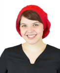 OPT-HAT-KNITBERET-WH4020-Red