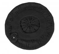 OPT-HAT-KNITBERET-H5023-Black