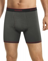 HANES-5BRIEF-LB234Z-MeshBoxer-XL