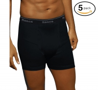 SAMS-MA-HANES-5BRIEF-Black-M
