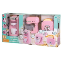 SAMS-TOY-KITCHENAPPL-PINK-980126633