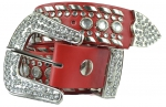 BB-Belt-11016-Red/Large