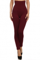 YL-LEGGING-CP548SD-WINE